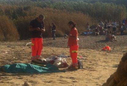 Vasto, tragedia in mare: un morto e un disperso