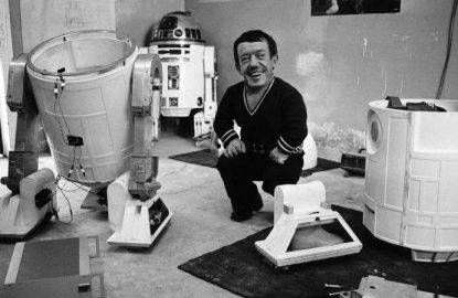 Morto Kenny Baker, l'uomo dietro R2-D2 di Star Wars