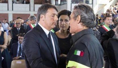 Matteo Renzi a Norcia farà visita ai terremotati di San Pellegrino
