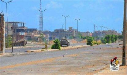 Libia: forze filo-governative avanzano nell'ultimo quartiere di Sirte in mano all'Is