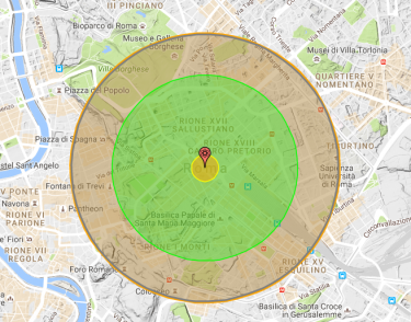 Una atomica su Roma