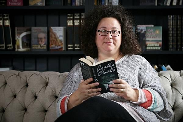 Sophie Hannah, appassionata di Agatha Christie che firma i nuovi libri con protagonista Hercule Poirot