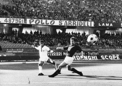 Addio a Nenè: eroe del Cagliari campione d'Italia nel 1970