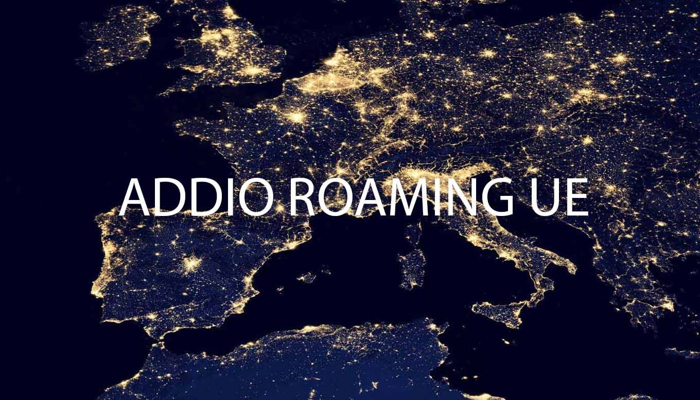 Ue abolito il roaming a partire da giugno 2017 potremo for Roaming abolito