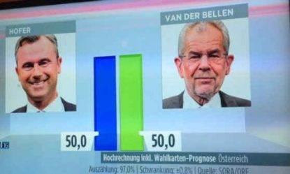 Austria, rinviato ballottaggio per le presidenziali la colla delle buste è difettosa