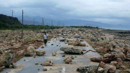 Haiti devastata dall'uragano: quasi 500 le vittime