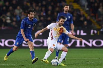 Italy v Spain - International Friendly