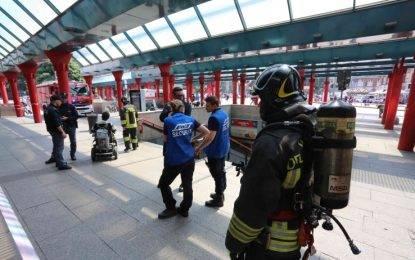 Metropolitana verde ferma per allarme bomba alle porte di Milano