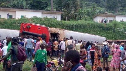 Camerun, treno sovraffollato deraglia, è strage: almeno 53 morti e 300 feriti