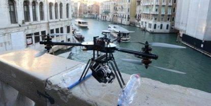Venezia: drone urta campanile e cade in Piazza San Marco