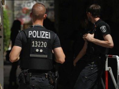 Polizia tedesca contro il terrorismo