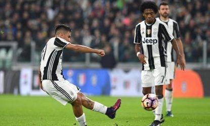 punizione Dybala Juventus