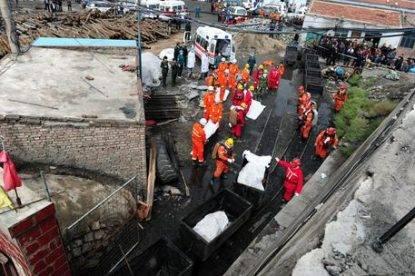 Mine accident kills at least 20