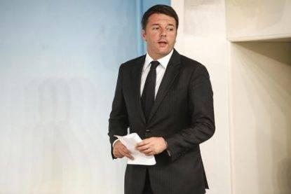 ++ Renzi,per sisma e immigrazione chiederemo margine 0,4% ++