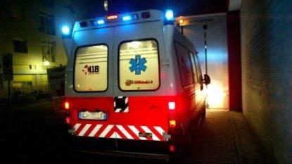 Incidente a Centocelle: auto contro albero, muore 18enne. Tre i feriti gravi
