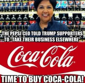 Meme contro la Pepsi