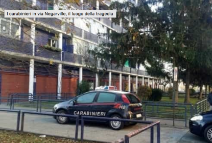 Torino, padre e figlia trovati morti in casa: giallo in via Negarville