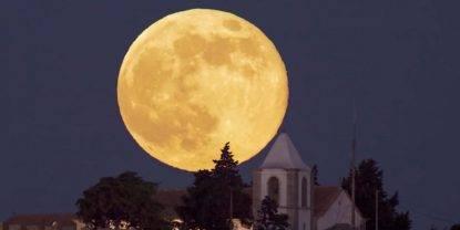 Superluna speciale il prossimo 14 novembre