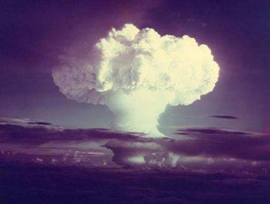 Television programme: Revealed: World's Biggest Bomb. As World War II came to an end with the atomic bombing of Japan, another secret battle began - the Cold War race for nuclear supremacy. On October 30, 1961, the USSR trumped the U.S. when it orchestrated the world's biggest explosion on a remote island in the Arctic Ocean. One of the most terrifying periods of recent history is brought chillingly to life in this documentary, which tells the story of the development of the new generation of H-bomb, and hears from some of those involved, including Dr Harold Agnew, a leading nuclear physicist who played a key role from the very beginning, working on both the Manhattan Project and the bombing of Hiroshima. Licensed by Channel 5 broadcasting