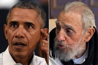 Castro, ai funerali non non ci sarà il Presidente Obama