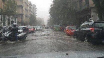[15:05] Meteo in Liguria: prorogata l'allerta rossa della Protezione Civile