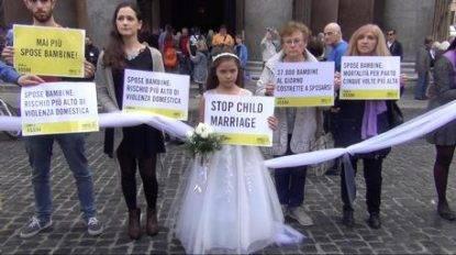Greenpeace vs underage wedding