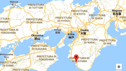 Terremoto Giappone 19 Novembre