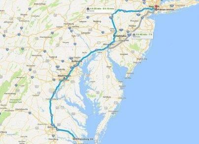 tragitto record uber