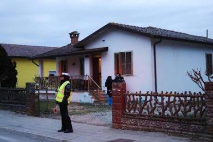 ++ Marito e moglie trovati uccisi in casa nel Ferrarese ++