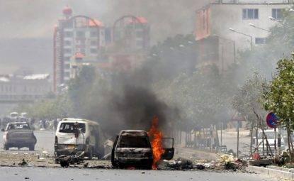 Afghanistan: tv, 25 morti in attacco talebani a Kabul
