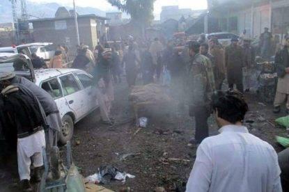 Pakistan: esplosione in un mercato
