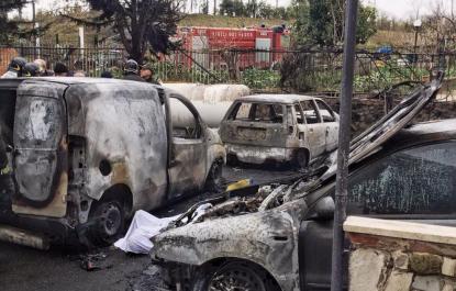 Napoli esplosione nel centro sportivo un morto e 5 feriti - Piscina ariete napoli ...