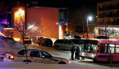Sparatoria alla Grande Moschea di Quebec City, almeno 5 morti