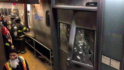 New York, deraglia treno a Brooklyn: 76 feriti lievi
