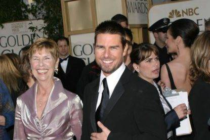 Tom Cruise, morta la mamma:
