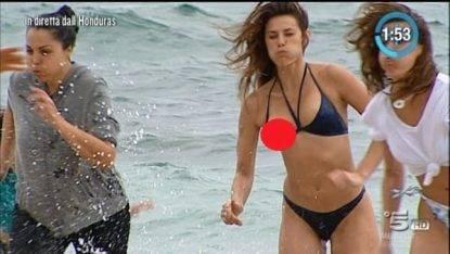Isola dei Famosi, gossip news Simone Susinna e Dayane Mello it's love
