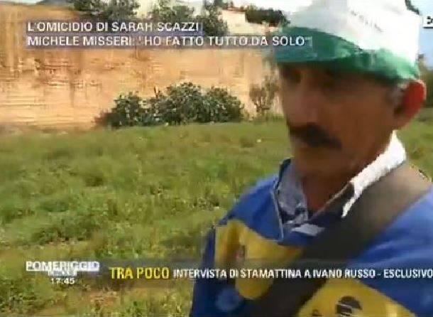 Delitto di Avetrana, Michele Misseri: