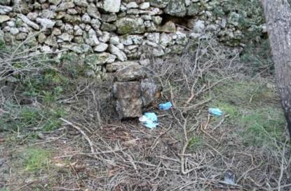 Orrore a Gallipoli: cadavere in un bidone e ricoperto di cemento