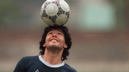 Napoli: in progetto la realizzazione di una statua in onore di Maradona