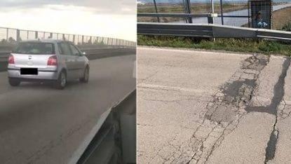 Allarme ponte pericolante sulla provinciale Manfredonia-Zapponeta