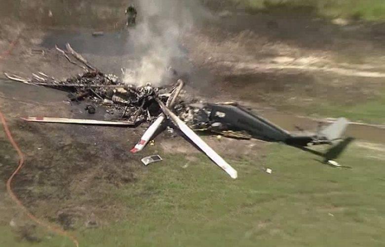Elicottero Privato : Gran bretagna precipita elicottero privato cinque morti