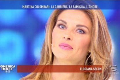 Martina Colombari:
