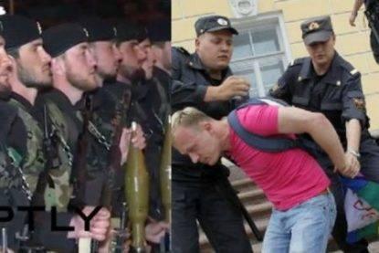 Russia, retate anti-gay in Cecenia. Prigioni segrete e torture