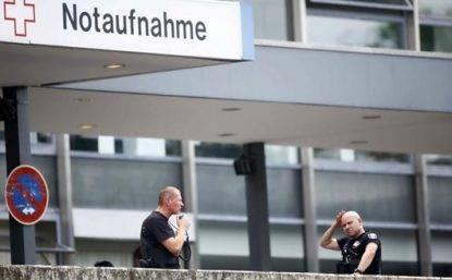 Germania: polizia spara in ospedale Berlino, un ferito