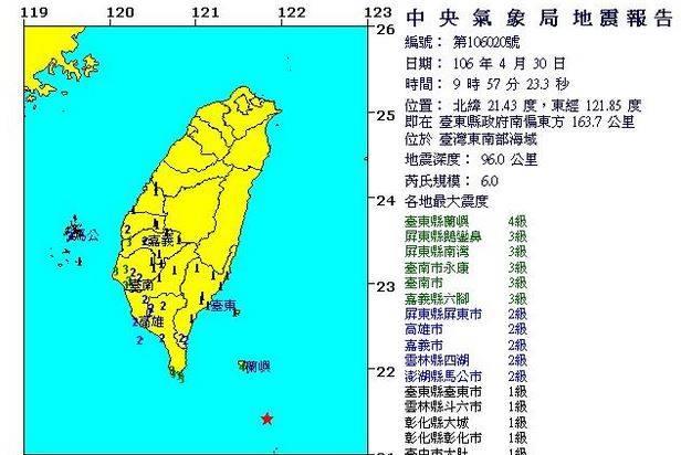 Terremoto oggi Rieti: scossa magnitudo 3.1 a Cittareale