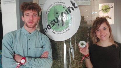 In commercio in Italia la marijuana 'light'
