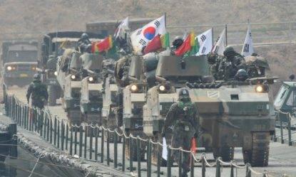 La corea del sud pronta a difendersi da pyongyang con il for Piani di fattoria del sud