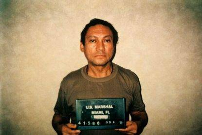 Panama, è morto l'ex dittatore Noriega