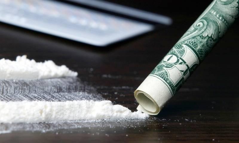 Corriere della droga arrestato