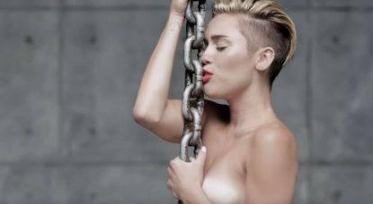Miley Cyrus pentita: